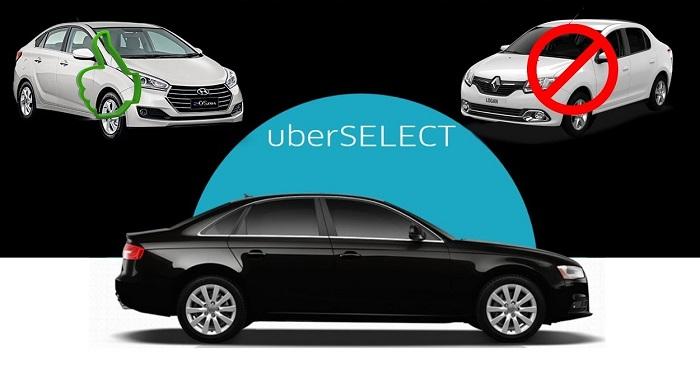 UberSelect+