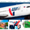 Подробно о прохождении онлайн-регистрации на рейс Azur Air, бронировании места в самолете
