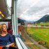 Преимущества и недостатки путешествия на поезде