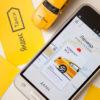 Изменение номера телефона в приложении Яндекс.Такси